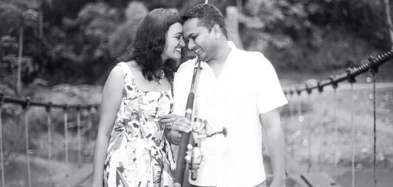 Kavita + Wayne