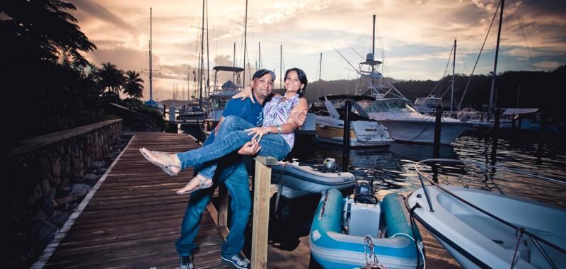 Nicole + Anil